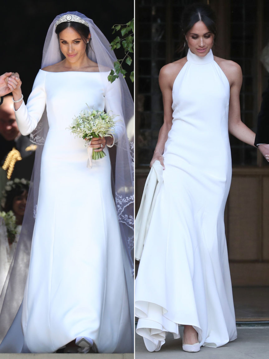 What I really think about Meghan's dress