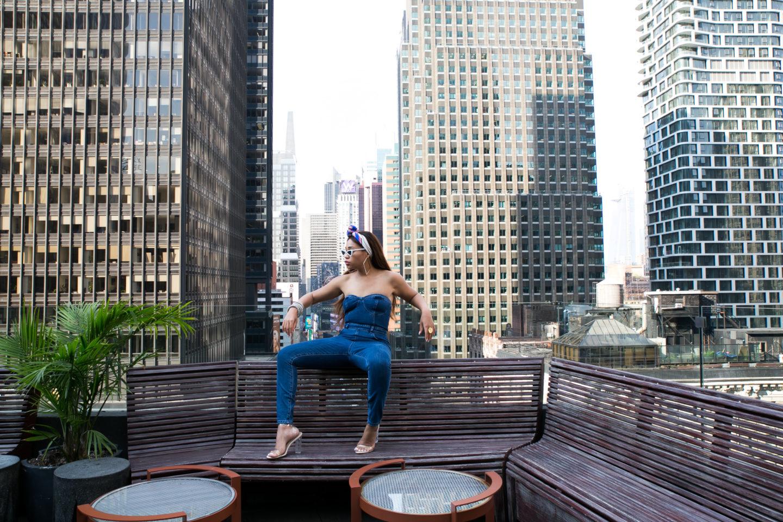 My Newyork trip: Rugrat in the city
